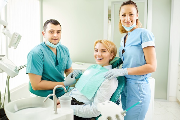 Types Of Cleanings Offered By A Family Dentist